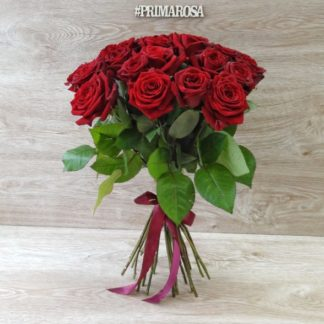 25 krasnih roz 324x324 -