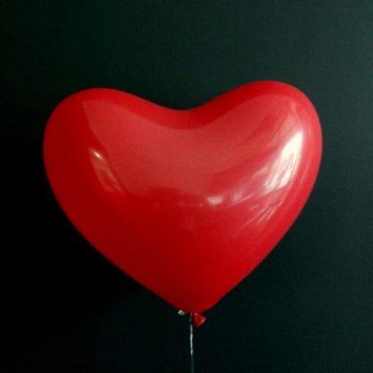 Шар с гелием Сердце