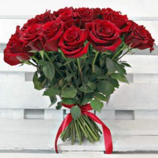 51 красная роза купить в Челябинске