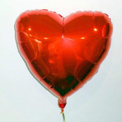 Шар фольгированный в форме Сердца