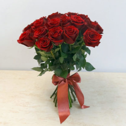 Купать 25 роз в Челябинске