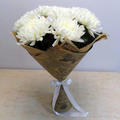 Хризантема Антонов букет