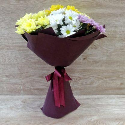 Купить хризантемы в Челябинске с доставкой