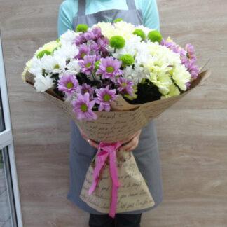 25 hrizantem miks 7 324x324 - Доставка цветов в Челябинске