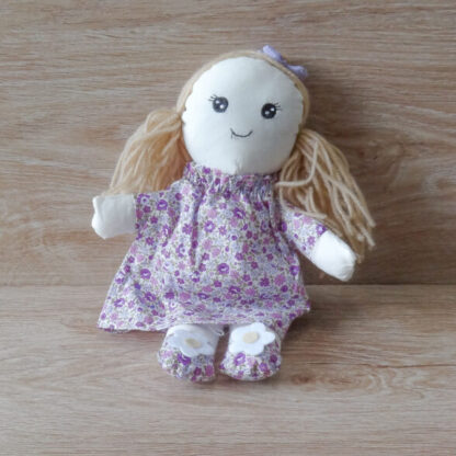 Девочка ручной работы в летнем платье